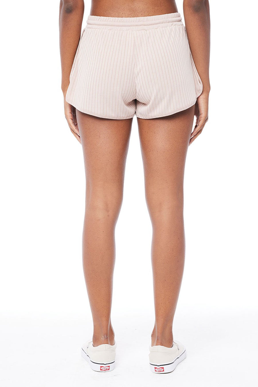 Saltwater Luxe Lounge Shorts in Petal