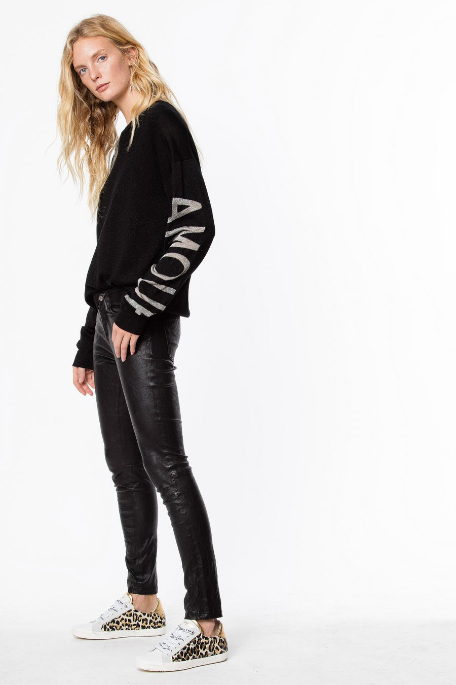 Zadig & Voltaire Kanas Amour Sweater