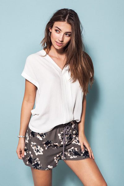 Soaked in Luxury Nellie Top