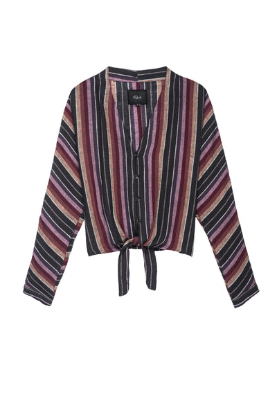 Rails Sloane Top in Brava Stripe