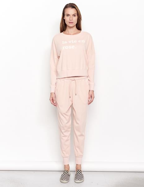 Sundry LaVie En Rose Sweatshirt