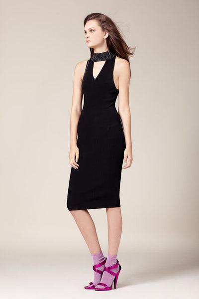 ARC Livy Dress In Navy