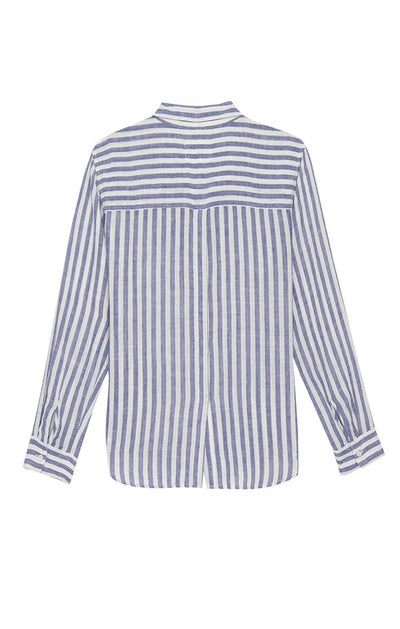 Rails Sydney Top in Borocay Stripe