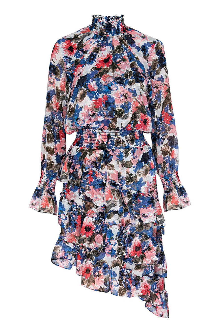 Misa Savanna Dress in Floral