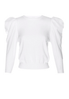 Misa Guthrie Sweater in White