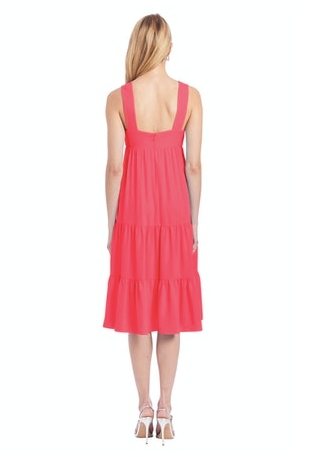 Amanda Uprichard Mitzi Midi Dress