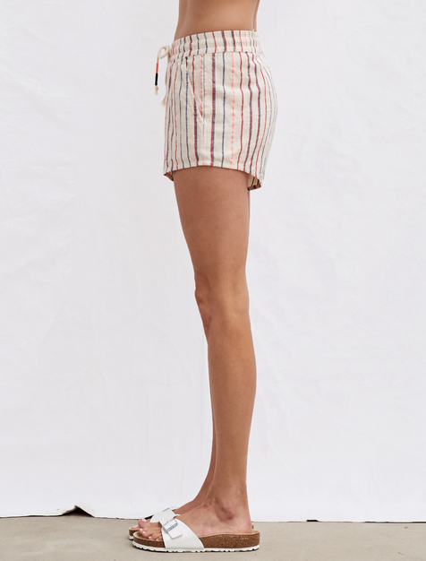 Sundry Striped Shorts