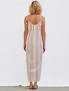 Sundry Striped Maxi Dress