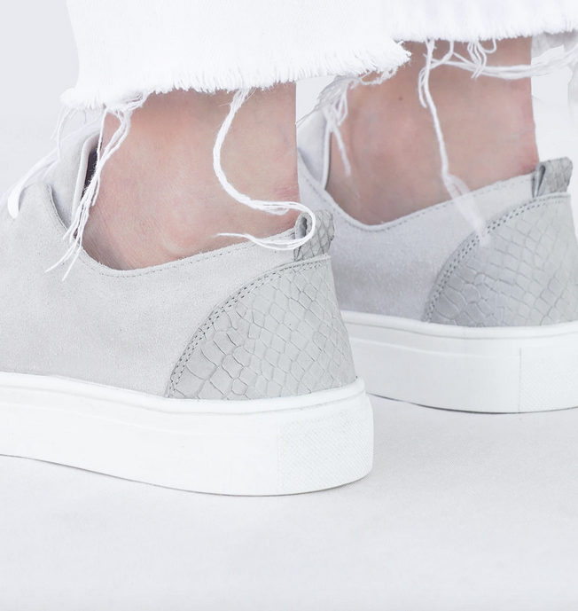 Kaanas Paris Sneakers in Ice