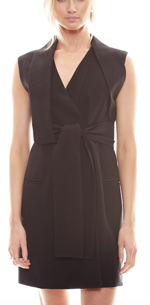 Acler Westall Dress - Black - Estilo Boutique
