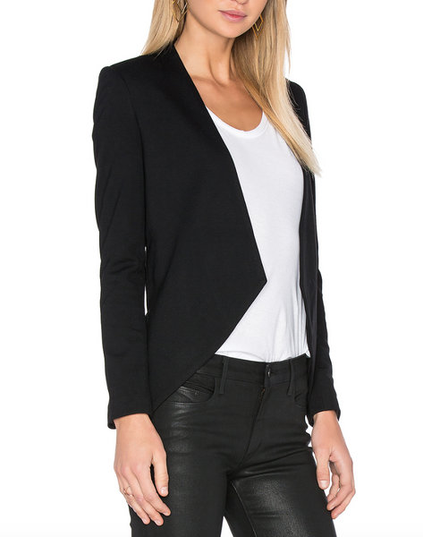 Blaque Label Sculpted Knit Blazer - Estilo Boutique