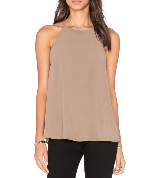 Blaque Label Racer Tank - Estilo Boutique