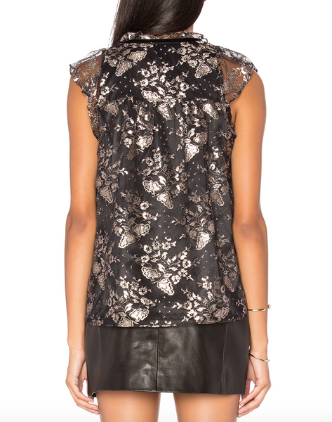 Parker Blanton Top - Estilo Boutique