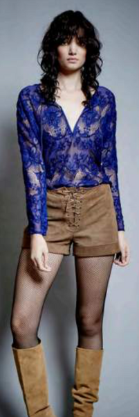 Saylor River Lace Top