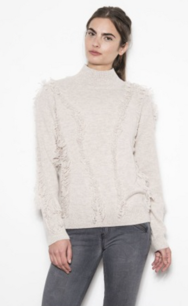 One Grey Day Stella Sweater - Estilo Boutique