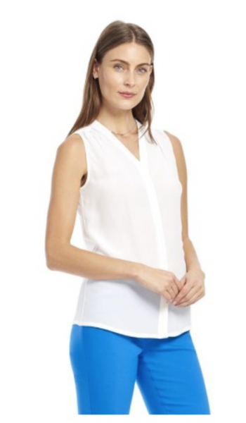 Ecru The Perfect Basic Top - Estilo Boutique