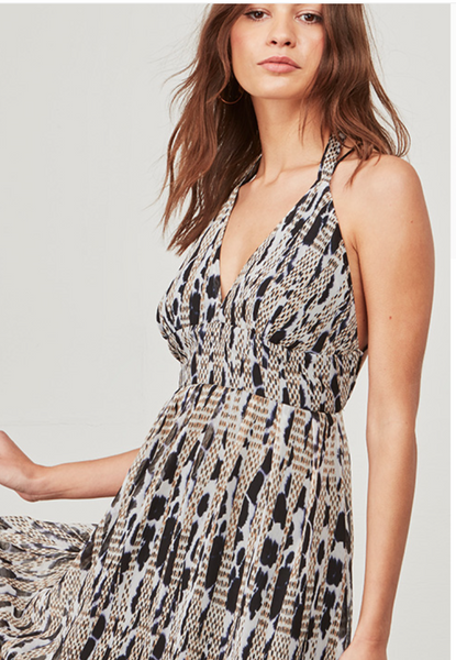BB Dakota Willow Maxi Dress