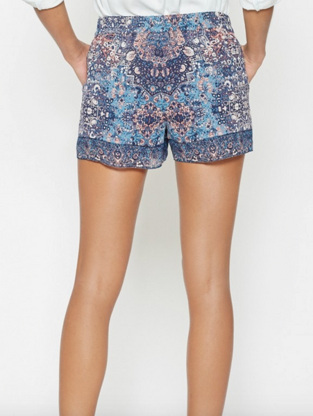 Joie Lindee Silk Shorts