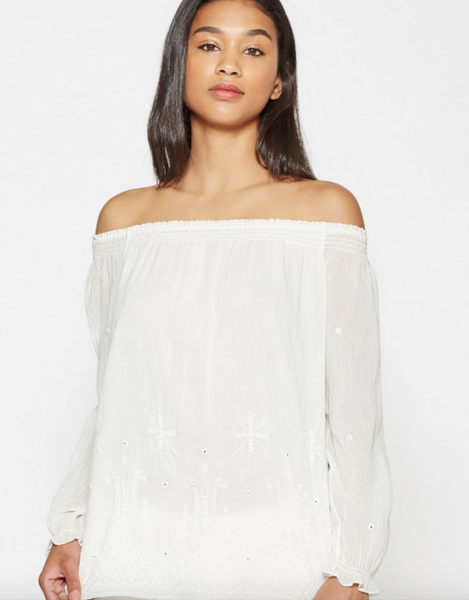 Joie Kistine Off the Shoulder Top