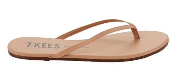 Tkees Flip Flop In Foundations Sunkissed