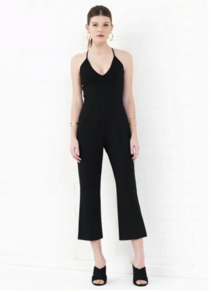 Amanda Uprichard Chandon Jumpsuit