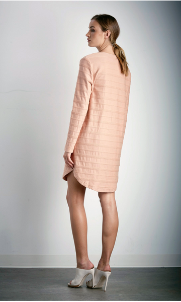 Shilla the Label Beyond Textured Dress