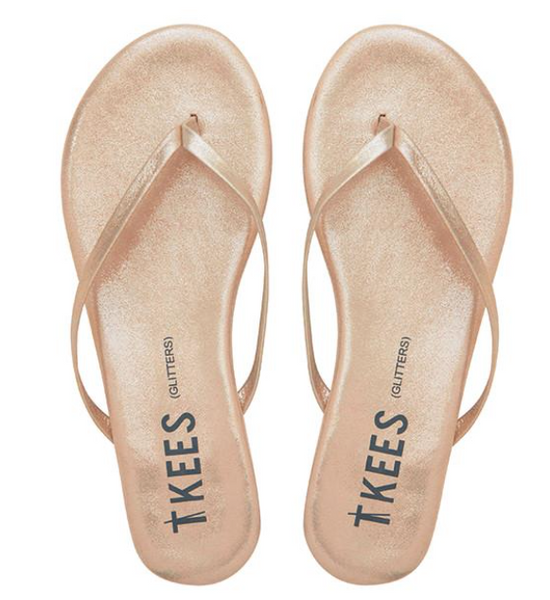 Tkees Glitters In Pink Pearl