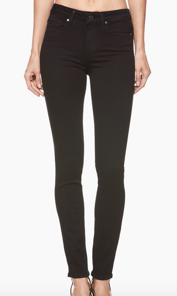 Paige Hoxton Ultra Skinny in Black Shadow