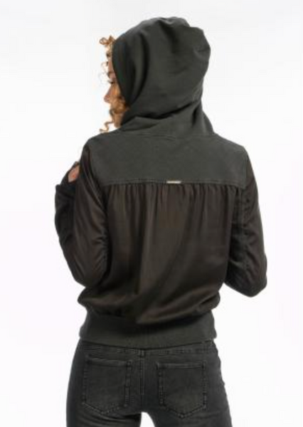 Blanc Noir Oracle Hoodie in Black