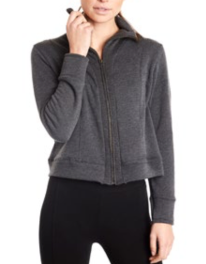 Estilo Austin Cozy Cropped Jacket