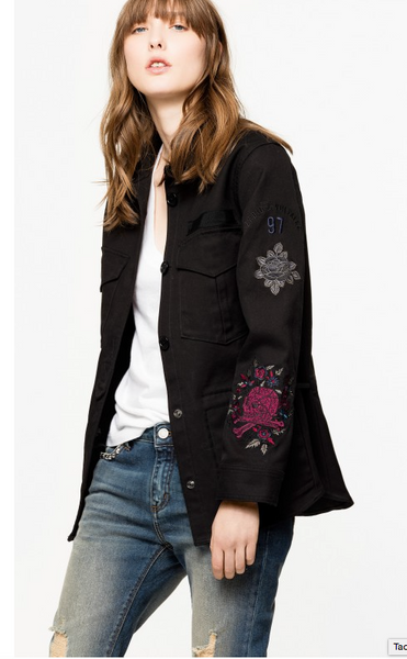 Zadig & Voltaire Tackle Jacket