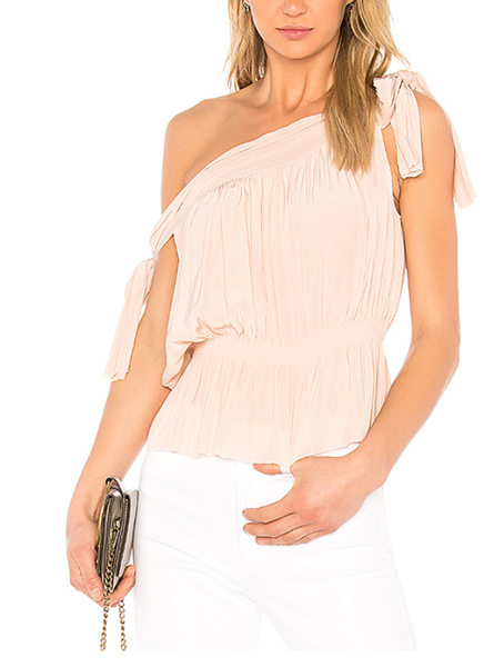 Calvin Rucker Soul Survivor Top in Blush