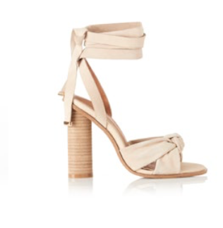 Alias Mae Africa Heel in Natural Nubuck