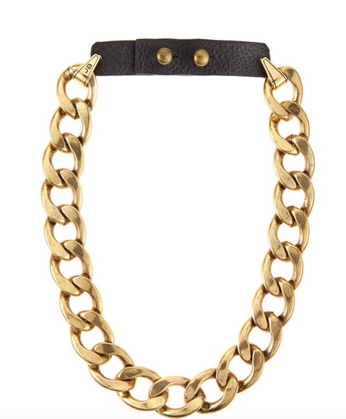 Jenn Bird Riri Collar in Gold