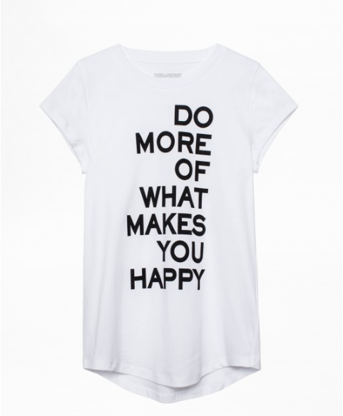 Zadig & Voltaire Do More Tee