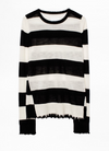 Zadig & Voltaire Source Stripe Sweater