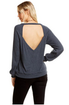 Chaser Love Rib Vent Back Top