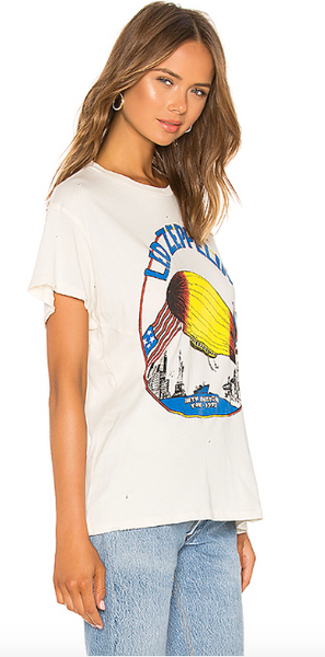 Madeworn Led Zeppelin American Tour Tee