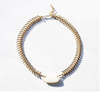 NLS Athena Necklace with Moonstone