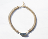 NLS Athena Necklace with Labradorite