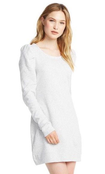 Chaser Cotton Fleece Dress