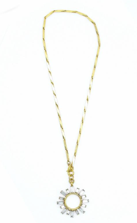 Elizabeth Cole Swayze Necklace
