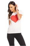 Chaser Red Heart Tee