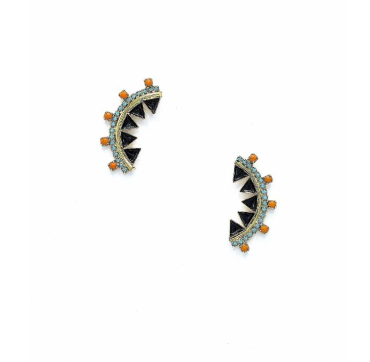 Elizabeth Cole Jordyn Earrings