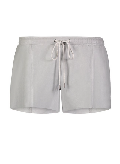 David Lerner Pintuck Shorts