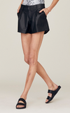 David Lerner Angelina Pleated Shorts