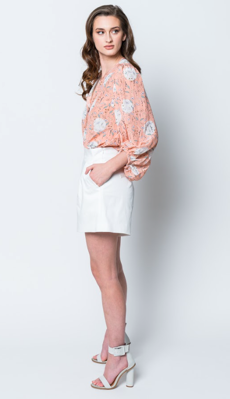 Hunter Bell Finley Blouse