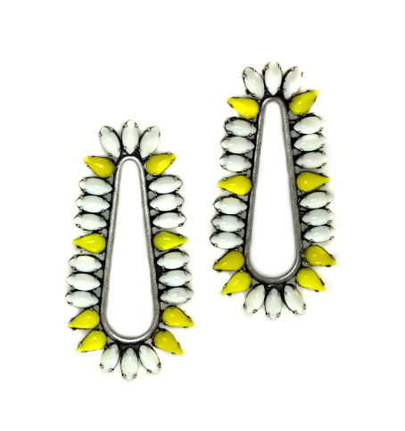 Nicole Romano Cliffbar Earrings