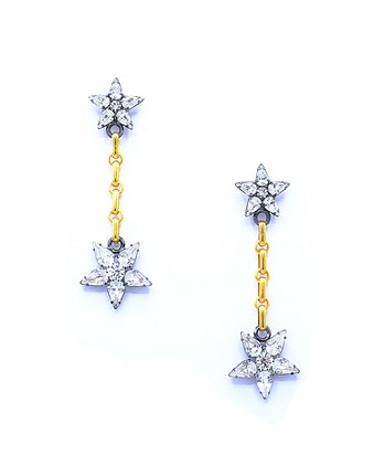 Elizabeth Cole Francis Earrings