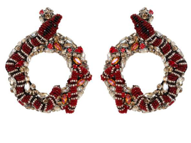 Deepa Gurnani Jayda Earrings